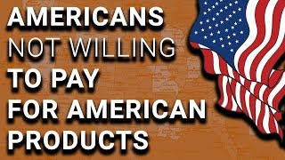 "--A Reuters / Ipsos poll finds that while 70% of Americans find it ""important"" to buy American-made goods, only 37% would be willing to pay any more for products made in the United Stateshttp://www.reuters.com/article/us-usa-buyamerican-poll-idUSKBN1A3210--On the Bonus Show: Chile adds 11 million acres to National Parks, a suicidal man catches fire after police tase him, asbestos found in makeup sold at Justice stores, and much more...Become a Member: https://www.davidpakman.com/membershipSupport us on Patreon: https://www.patreon.com/davidpakmanshowSupport TDPS by clicking (bookmark it too!) this link before shopping on Amazon: http://www.amazon.com/?tag=thedavpaksho-20David's Instagram: http://www.instagram.com/david.pakmanWebsite: https://www.davidpakman.comDiscuss This on Reddit: http://www.reddit.com/r/thedavidpakmanshow/Support Our Sponsors: http://www.influencerbridge.com/davidpakmanFacebook: http://www.facebook.com/davidpakmanshowTDPS Twitter: http://www.twitter.com/davidpakmanshowDavid's Twitter: http://www.twitter.com/dpakmanTDPS Gear: http://www.davidpakman.com/gear24/7 Voicemail Line: (219)-2DAVIDPSubscribe to The David Pakman Show for more: http://www.youtube.com/subscription_center?add_user=midweekpoliticsTimely news is important! We upload new clips every day, 6-8 stories! Make sure to subscribe!Broadcast on July 19, 2017"