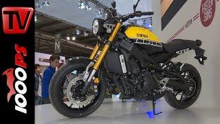 8. Yamaha XSR 900 2016 | Details, price