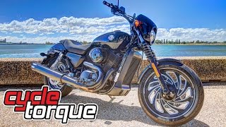 5. Harley-Davidson Street 500 review