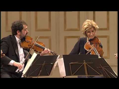 Hagen Quartet - Maurice Ravel - String Quartet in F - Assez vif, Très rythmé (2/4)