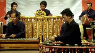 Thai Piphat Orchestra - Siam Society