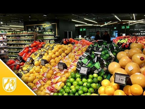 Düsseldorfer Edel-Supermarkt Zurheide hat geöffnet