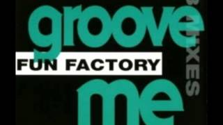 Fun Factory - Groove Me - Frank Dj Remix - 2015