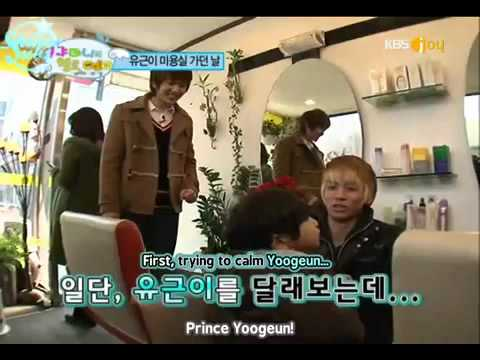 SHINee Hello Baby Episode 4 Part 1/5
