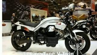 5. 2013 Moto Guzzi Griso 8V SE Features, Info