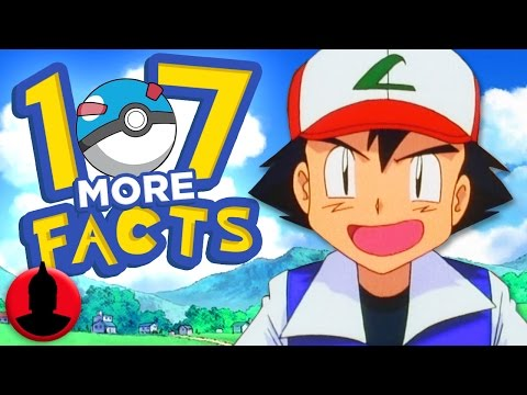 107 MORE Pokemon Facts You Should Know - (ToonedUp #129) | ChannelFrederator