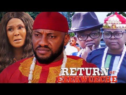 RETURN OF EZEKWUECHE SEASON  6 - YUL EDOCHIE|AKI&PAWPAW|2019 LATEST NIGERIAN NOLLYWOOD MOVIE