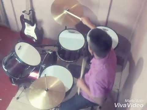 Dios Incomparable Drumm Cover Adiel López