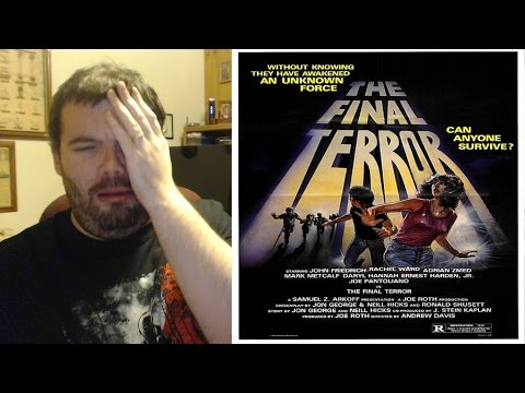 The Final Terror (1983) Movie Review