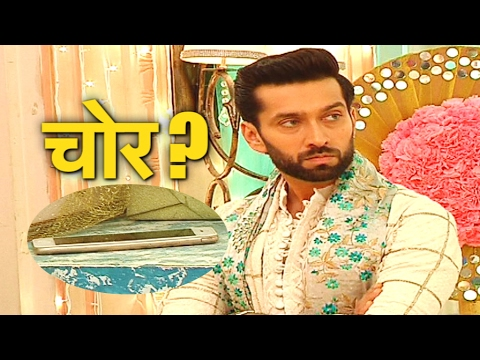 Shivaay turns a THEIF in Ishqbaaaz now???