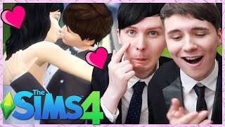 DIL'S WEDDING  - Dan and Phil Play: Sims 4 #29 full download video download mp3 download music download