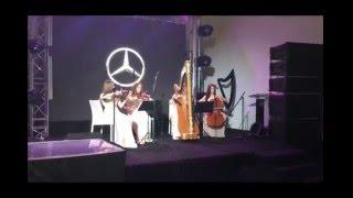 Презентация и открытие автосалона Mercedes-Benz