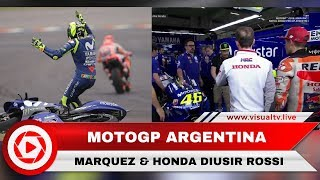 Video Drama GP Argentina, Marquez Diusir Rossi ketika Minta Maaf Usai Pertandingan MP3, 3GP, MP4, WEBM, AVI, FLV September 2018