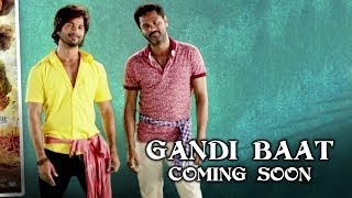 Shahid Kapoor&Prabhu Dheva invites to to check out the first song of R...Rajkumar - 'Gandi Baat'
