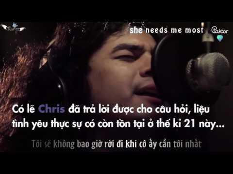What are words (Chris) Bài hát làm cả thế giới phải khóc - Thời lượng: 3:13.