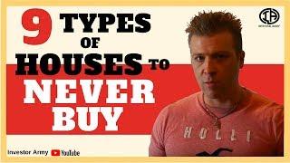 Video 9 Types of Houses to NEVER BUY MP3, 3GP, MP4, WEBM, AVI, FLV Desember 2018