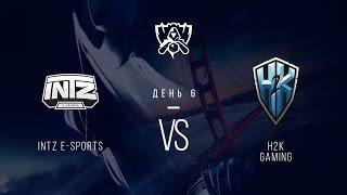 INTZ vs H2k, game 1