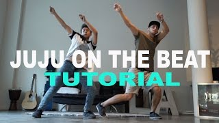 """Learn how to do the """"JUJU ON THE BEAT"""" dance in this step-by-step tutorial!!▶ JUJU ON THE BEAT Dance Video: https://youtu.be/S7uNBC6VEuA▶ INSTAGRAM: http://instagram.com/MattSteffanina▶ MUSICAL.LY & SNAPCHAT: @MattSteffanina▶ JusMove APP: http://appsto.re/us/7cHU3.i▶ HATS & SHIRTS:  http://mattfreestyle.com▶ TWITTER, INSTAGRAM, VINE » @MattSteffanina @DanceTutorialsLiveSubscribe for more videos and learn how to dance!  Matt teaches weekly classes in Los Angeles at Millennium Dance Complex & IDA Hollywood.  For more info on workshops around the world, follow him on social media and sign up for his newsletter at http://www.MattSteffanina.com---------------------------------------------   SOCIAL MEDIA---------------------------------------------▶  TWITTER - http://twitter.com/DanceVidsLive▶  INSTAGRAM - http://instagram.com/DanceTutorialsLIVE▶  FACEBOOK - http://facebook.com/DanceTutorialsLIVE▶  WEBSITE: http://dancetutorialslive.com▶  BOOKING: MattSteffanina@gmail.comMATT'S SOCIAL MEDIA:Twitter, Instagram & Vine: @MattSteffaninaTWITTER: http://twitter.com/MattSteffaninaINSTAGRAM: http://instagram.com/MattSteffaninaFACEBOOK: http://facebook.com/MattSteffaninaWEBSITE: http://MattFreestyle.comBLOG: http://MattSteffanina.comGOOGLE+: https://plus.google.com/+mattsdance_____________________________ ***Let us know what Tutorial you'd like to see next on Twitter and FB***            Twitter: http://twitter.com/DanceVIDSlive            Facebook: http://facebook.com/DanceTutorialsLIVESubscribe to DanceTutorialsLive YouTube Channel - http://full.sc/VffMaYComment, rate, & subscribe!#WODNetwork DanceTutorialsLIVE is dedicated to providing the best online tutorials in all styles of dance. We bring you the BEST teachers from around the world to break down their choreography, moves, and more. We are always taking your tutorial requests and helping you grow as a dancer!"""