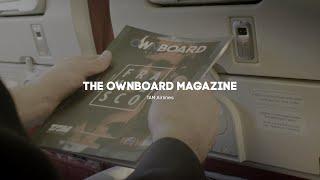 閲読率100%!世界に一つだけの『パーソナル機内誌』