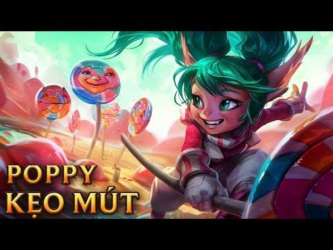 Poppy Kẹo Mút