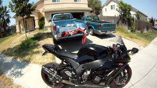 4. 2011 ZX10R for sale ready to roll! $7800