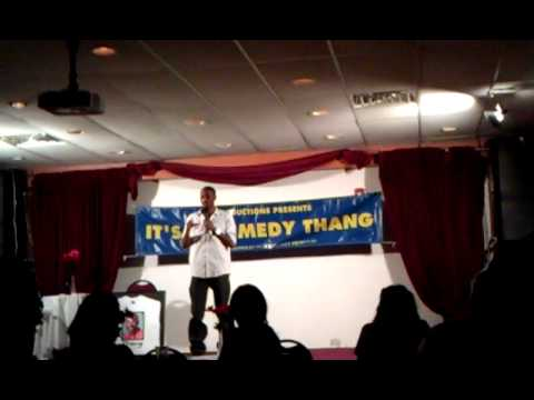 Sean morgan Itsa comedy thang