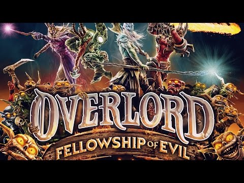 Overlord: Fellowship of Evil #1