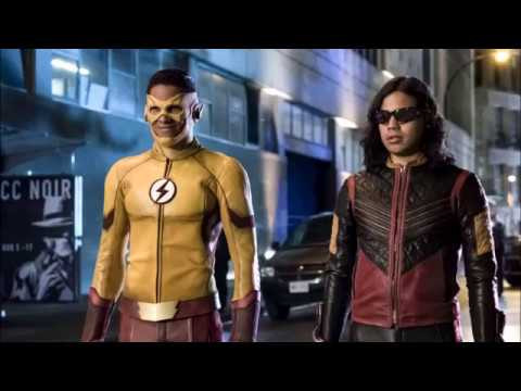The Flash S04E01 The Flash Reborn Promotional Photos