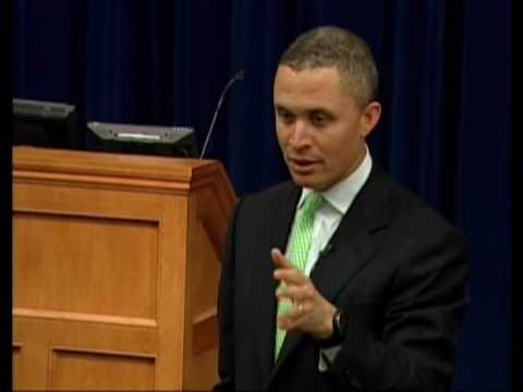 Harold Ford Jr - Harold Ford Jr. talks about today's political landscape. April, 2010. Watch this and many other great videos at: http://www.fordschool.umich.edu/video/