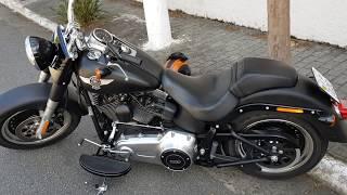 7. CEM - Apresentando a Harley-davidson Fatboy 1700cc - 2016