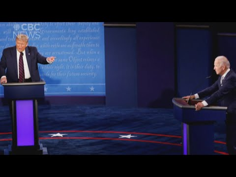 Mics to be muted during first answers in next presidential debate