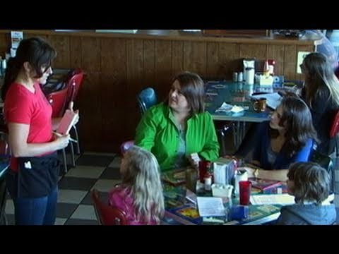 Parents - What would you do if you saw gay parents berated by a waitress?