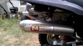 3. 2006 Honda TRX250ex [Walkaround]