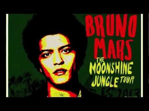 Bruno Mars Moonshine Jungle Tour LED Video Advertising Truck, February 2012, Toronto