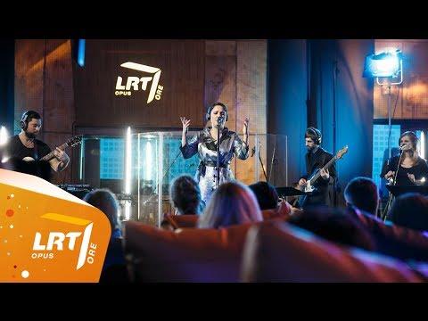 Leon Somov & Jazzu Live – LRT OPUS ORE – 59 min. geros muzikos