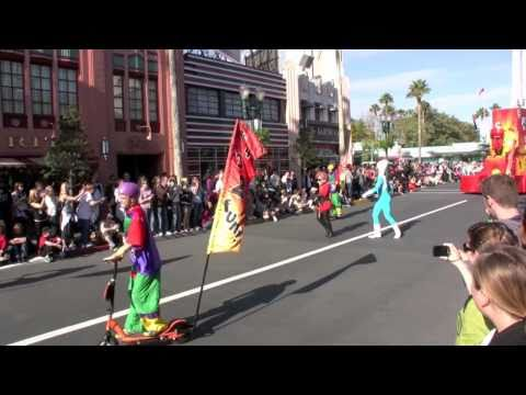 Video Pixar Pals Countdown to Fun! Parade opening day performance download in MP3, 3GP, MP4, WEBM, AVI, FLV January 2017