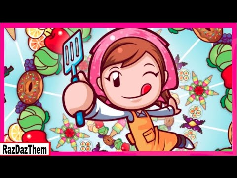 Review- COOKING MAMA Let's Cook! - Free App IPhone