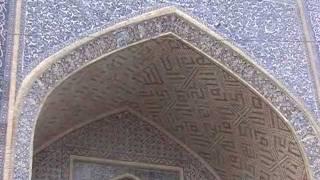 Фантазии Востока. Узбекистан.