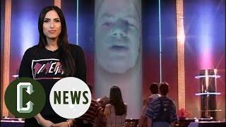 Power Rangers - Bryan Cranston as Zordon Revealed | Collider News by Collider