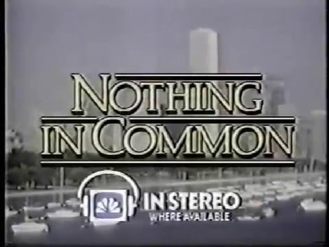 Nothing in Common: The Sitcom (featuring Thompson Twins)