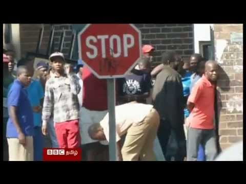 South Africa xenophobia   Africa reacts