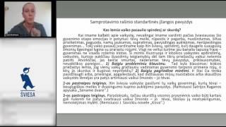 Vilniaus Užupio gimnazijos lietuvių kalbos mokytoja Lina Cholinienė dalijasi patarimais, kaip sėkmingai pasirengti lietuvių kalbos brandos egzaminui.