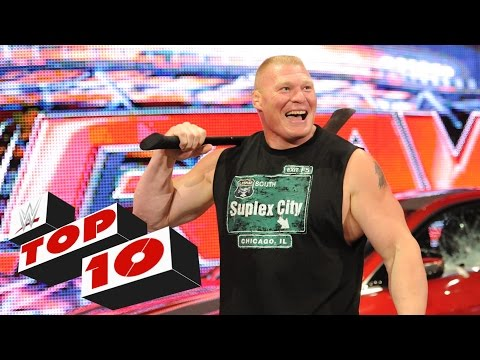 Download Top 10 Raw moments: WWE Top 10, July 6, 2015 HD Mp4 3GP Video and MP3