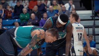 Hightlits of the match VTB United league: «Kalev» — «Astana»