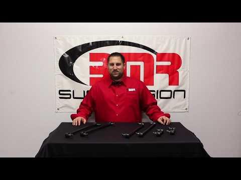 BMR Suspension Sway Bar End Link Kits for 2010-2015 Camaros - ELK004, ELK005, ELK006, and ELK011.