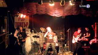 Tornado - Are You Gonna Go My Way (Live @ Rock Theater 17/11/2011)