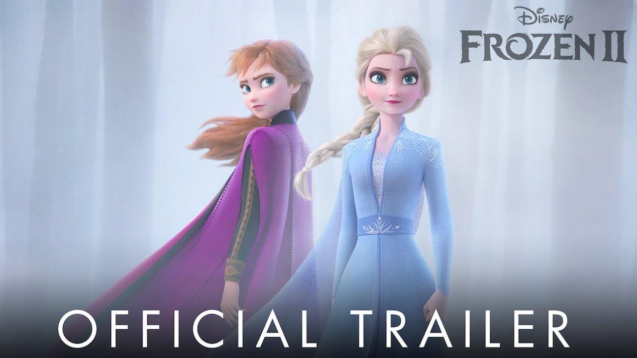 Trailer for Frozen II (2019) Image