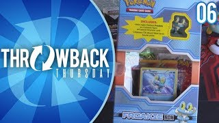 Opening a Froakie Box of Black and White Era Pokemon Cards! | Throwback Thursday #6 by The Pokémon Evolutionaries