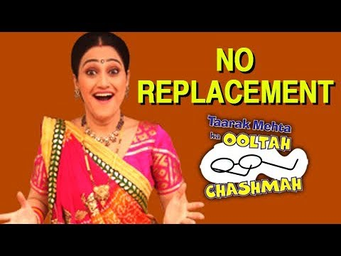 Disha Vakani aka Dayaben To Not Get REPLACED, Conf