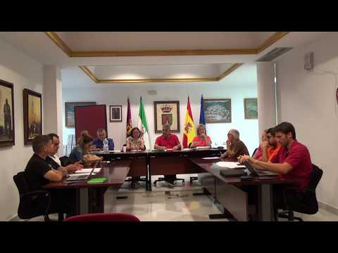 PLENO ORDINARIO 27/09/2018